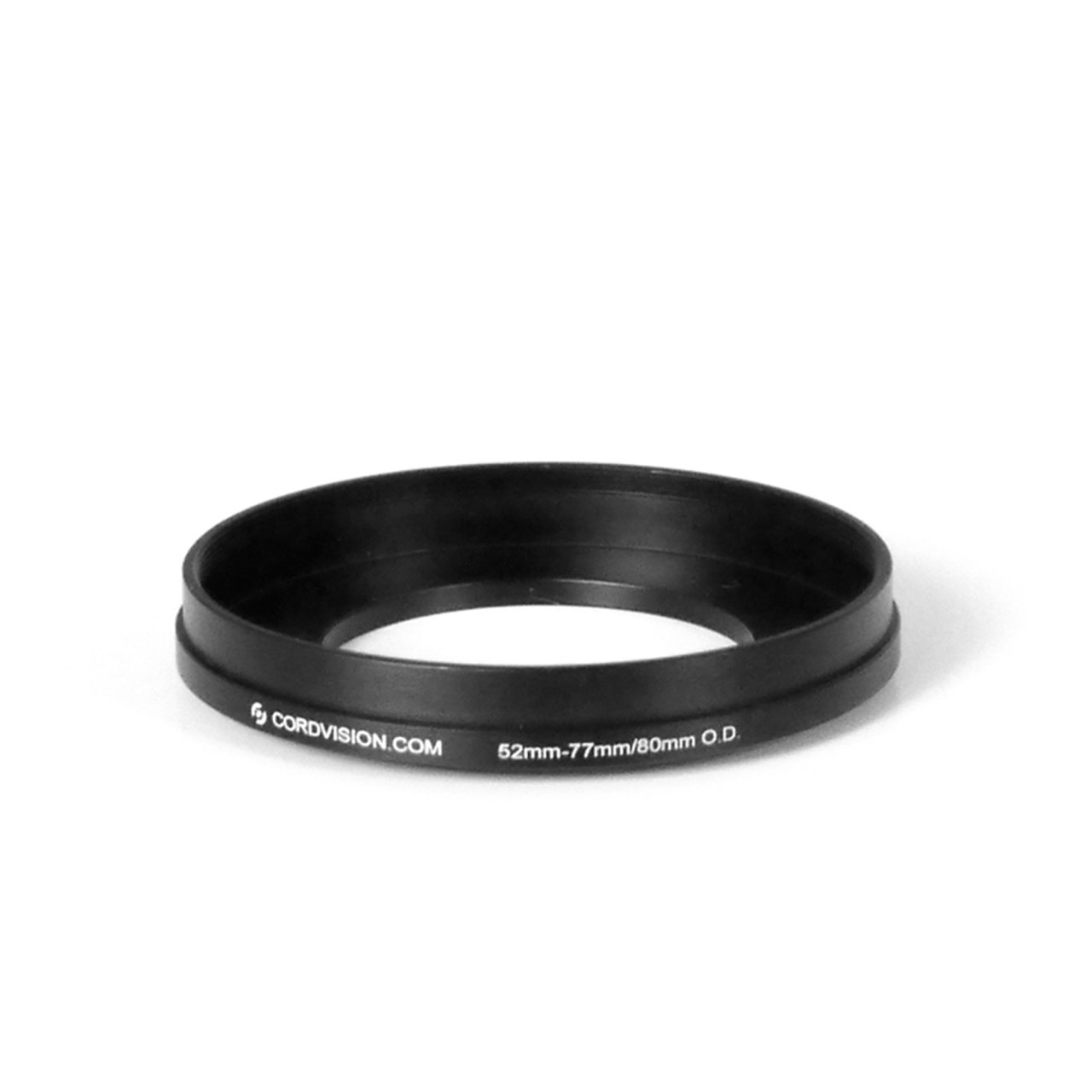 52mm cine ring 80mm o d cordvision com quality filmmaking